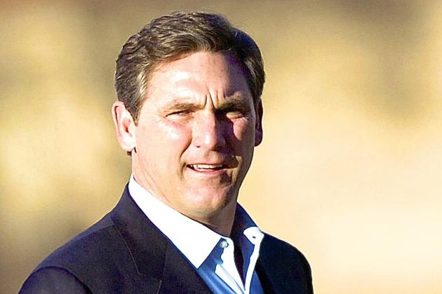 Craig James out at Fox Sports Southwest After Single Appearance