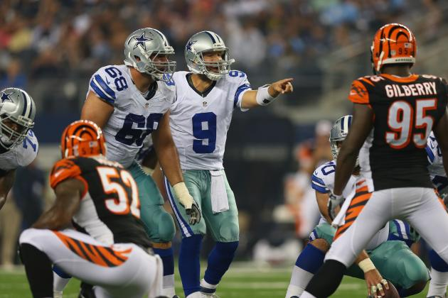 Dissecting Best Individual Matchups in Dallas Cowboys' Week 1 Action