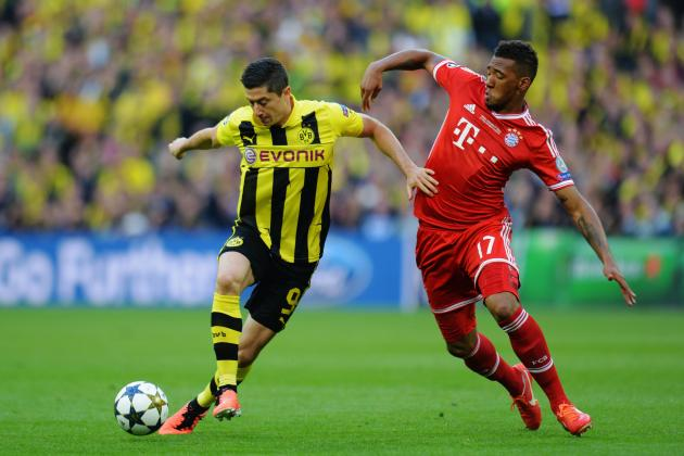 If Chelsea Can Only Sign One Player in January It Should Be Robert Lewandowski