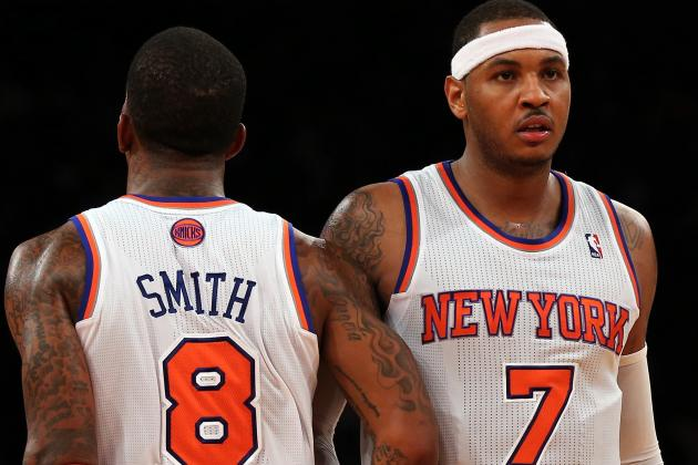Spotlighting and Breaking Down NY Knicks' Small Forward Position