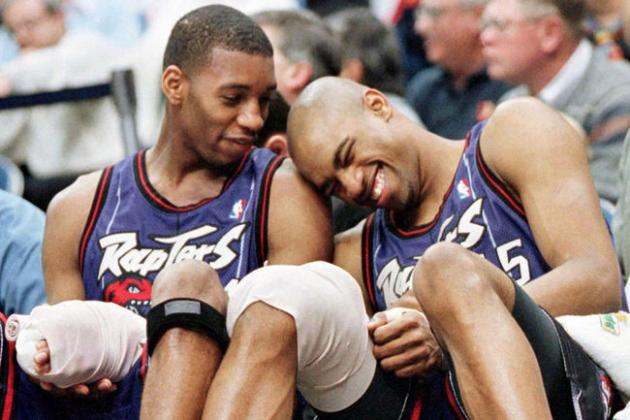 What If Vince Carter and Tracy McGrady Had Stayed with the Toronto Raptors?