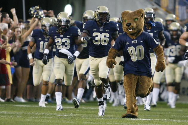 Pitt Football Preview: 5 Games That Will Define the Panthers' Season
