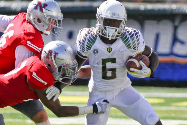 Mark Helfrich and the Oregon Ducks Need to Maximize De'Anthony Thomas