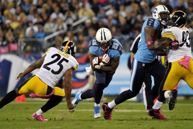 Dissecting Best Individual Matchups to Watch in Tennessee Titans' Week 1 Action