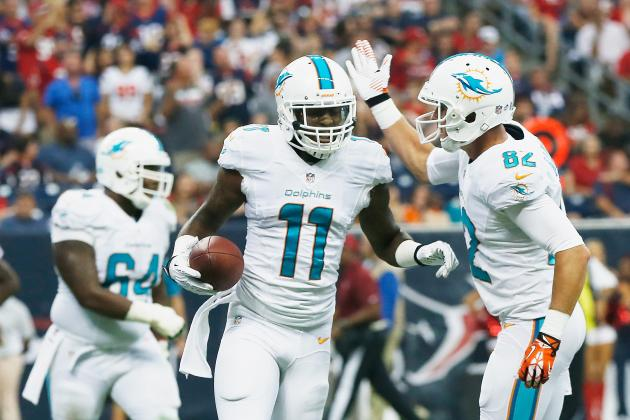 Dissecting Best Individual Matchups to Watch in Miami Dolphins' Week 1 Action
