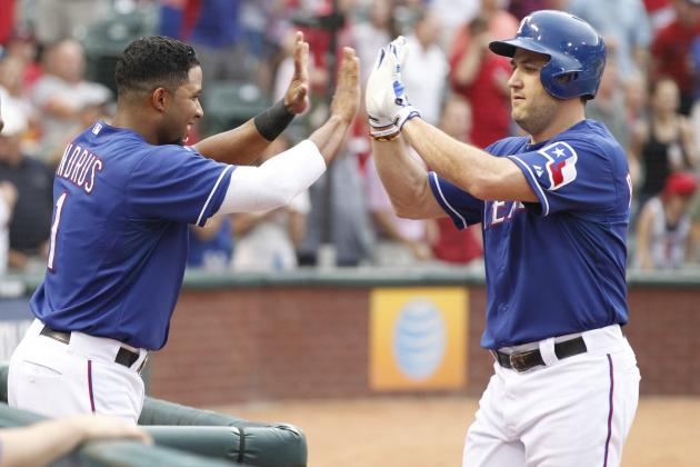 Rangers Add Seven as Rosters Expand