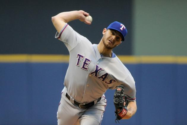 Rangers Designate Joe Benson for Assignment, Release Justin Miller
