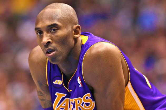 How Much Longer Can Kobe Bryant Carry the Los Angeles Lakers' Torch?