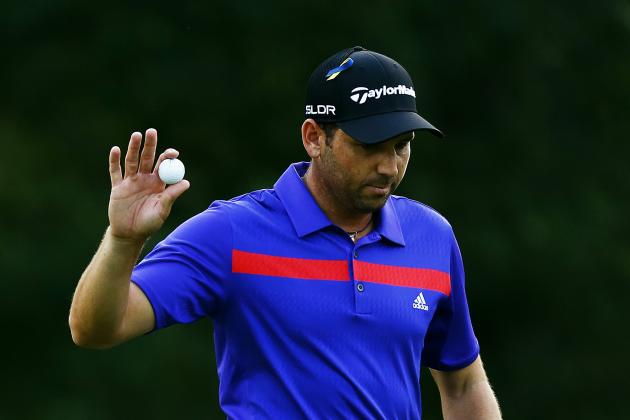 2013 FedEx Cup Playoffs: Are the Venues Too Easy?