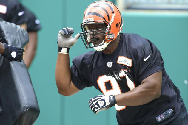 Geno Atkins and Bengals Agree to Extension for Reported 5 Years, $55 Million