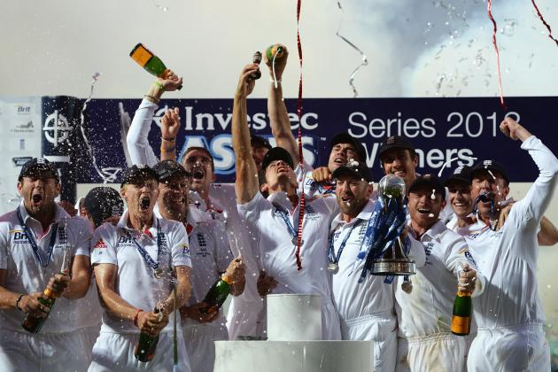 England Have a Cricket Team to Be Proud Of