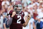 Manziel Tosses 3 TDs as A&M Rolls Rice