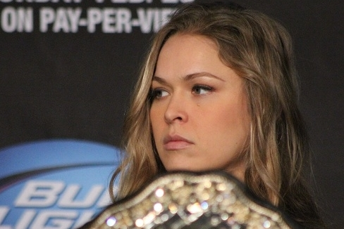 Dana Says Ronda Is Being over Critical About How She'll Be Perceived
