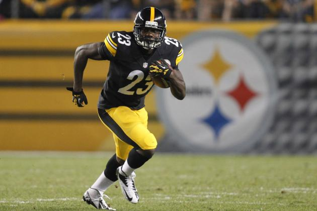 Felix Jones vs. Isaac Redman: Fantasy Outlook for Steelers RBs in 2013