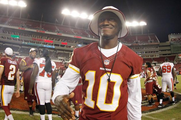 How Long of a Leash Should the Washington Redskins Give Robert Griffin III?