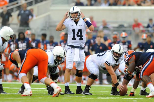 Hackenberg, Ficken Capture Big Ten Player of the Week Honors
