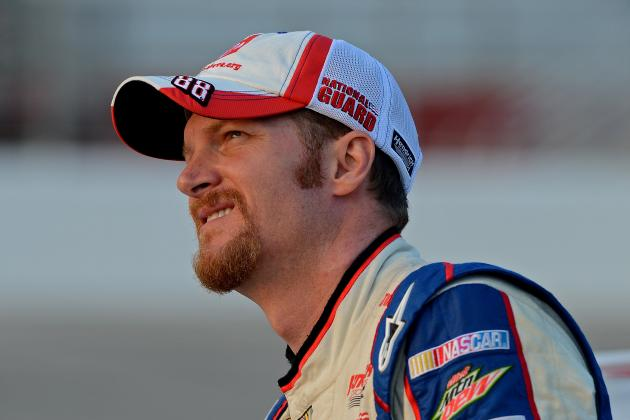 Earnhardt Jr. Closes in on Chase for the Sprint Cup Spot