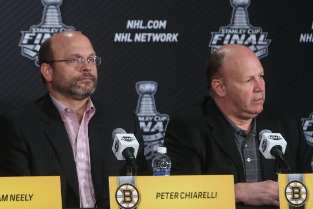 Peter Chiarelli Says Hiring Claude Julien Was His Best Move