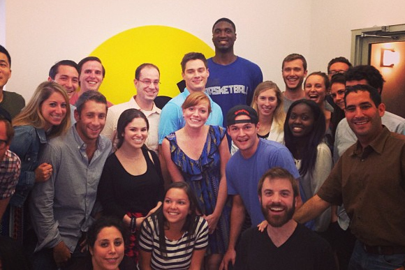 Roy Hibbert Is Now an Intern at Buzzfeed