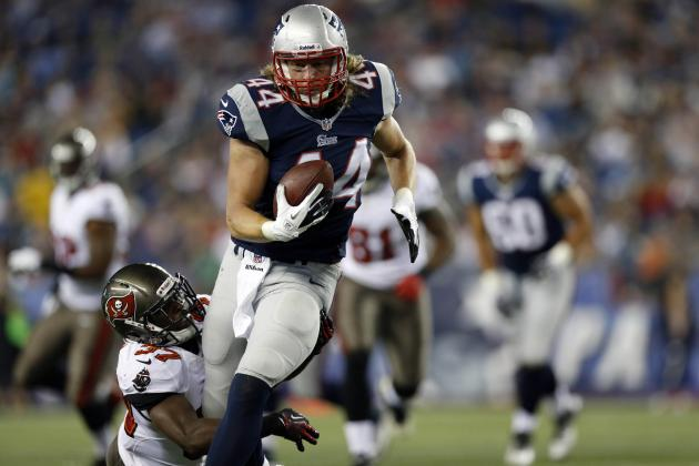 Fantasy Football Rankings 2013: Undervalued Tight Ends to Snatch on Draft Day