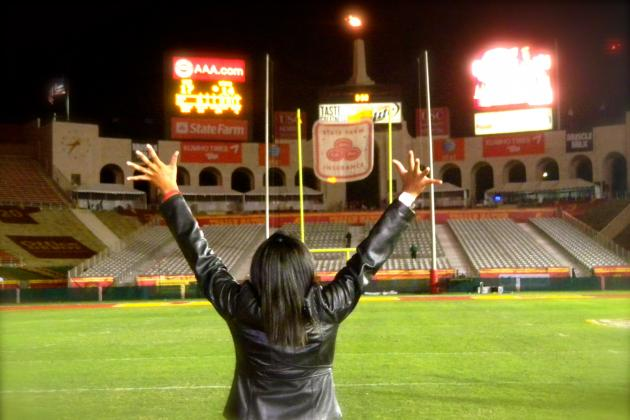 B/R's New USC Lead Writer Dishes on Her Most Nerve-Wracking Moment Covering USC