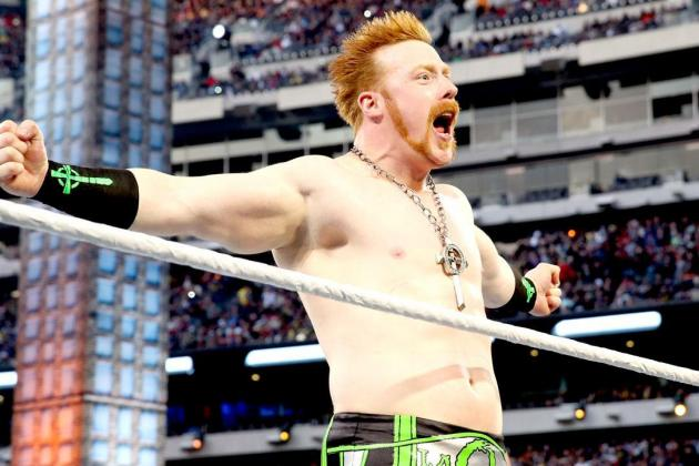 Latest Updates on Sheamus and John Cena's Recoveries from Injury for Sept. 2