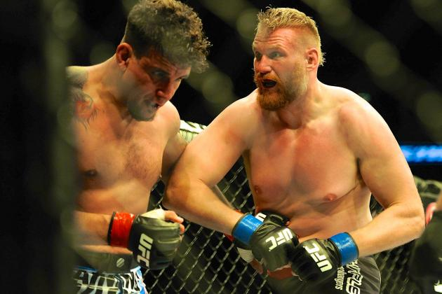 UFC 164: Josh Barnett and the Art of Fighting Ugly