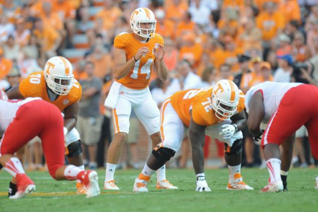 Butch Jones Wants Vols to Make a Bigger Splash on Offense