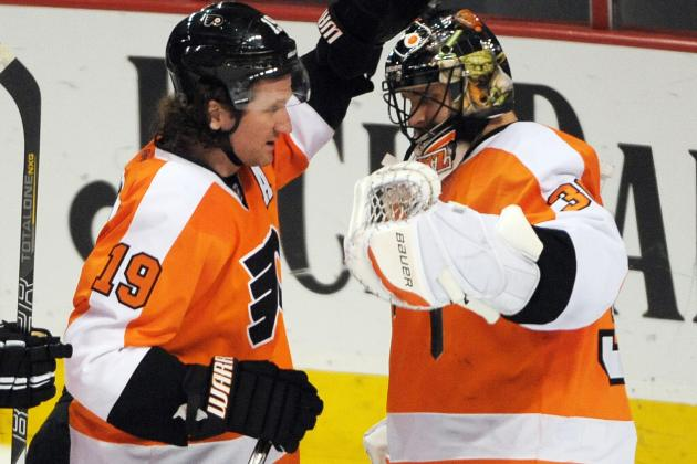 Flyers Need More from Hartnell