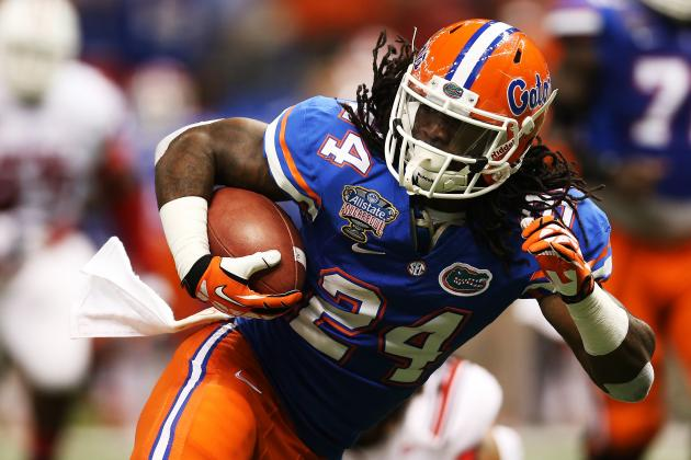 Florida Football: New Depth Chart Lists Matt Jones as Gators' Starting RB