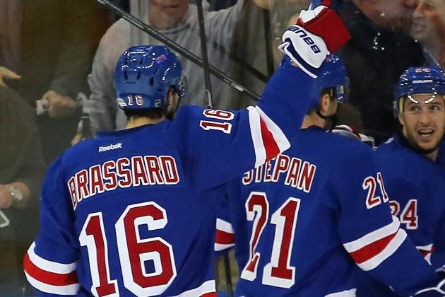 Read: Derick Brassard Is Excited For A Full Season With The Rangers