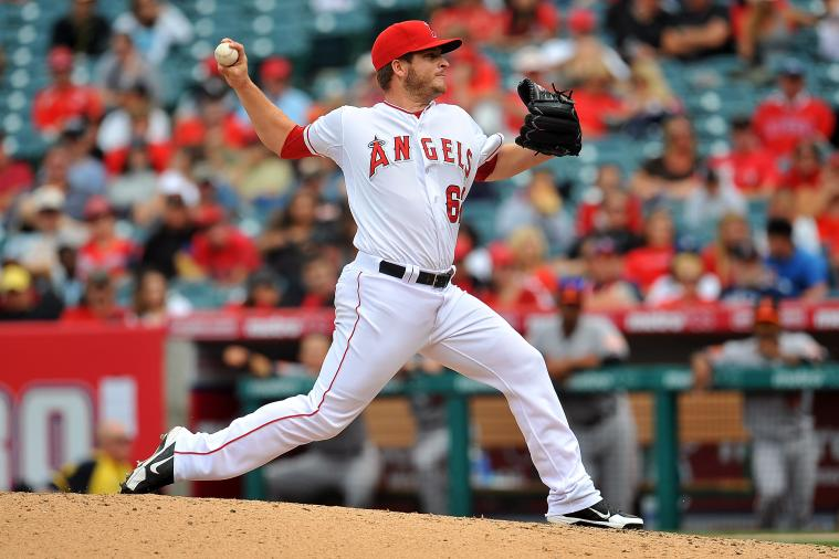 Angels Recall Reliever Brasier as Rosters Expand