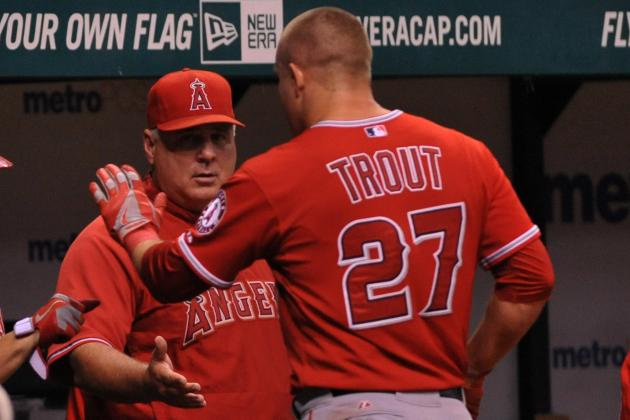 Why Moreno Should Share Vision of Future with Trout