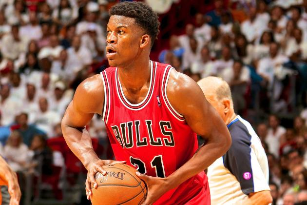 An Exclusive Interview with Chicago Bulls X-Factor Jimmy Butler