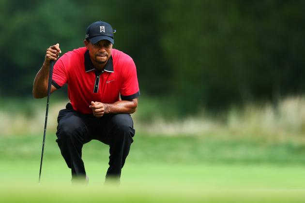 Tiger Woods at Deutsche Bank Championship 2013: Day 4 Recap and Twitter Reaction