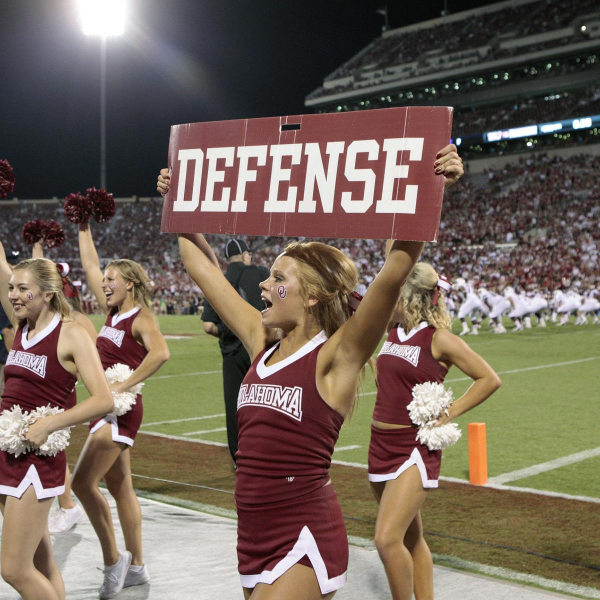 Oklahoma Football: Why Were the Sooners Able to Shut out ...