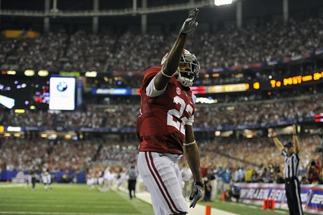 SEC Football: Most Impressive Individual Performances from Week 1