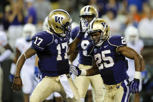 NCAA Football Rankings 2013: Predicting Squads That Will Crack Top 25