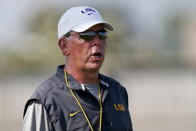 Good 1st Impression for LSU's New Offense with Cam