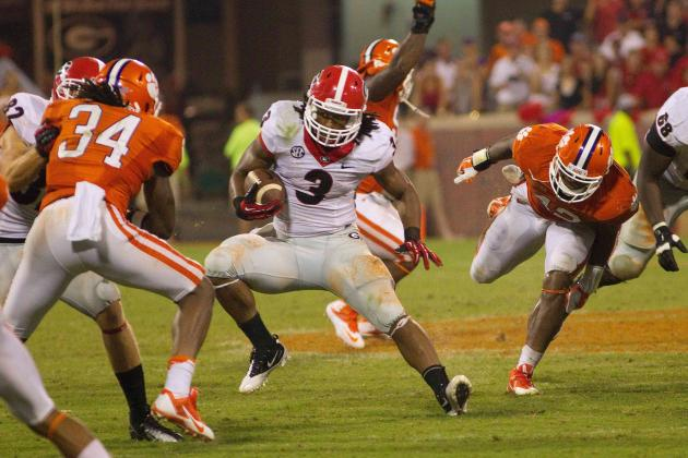 Georgia Football: Dawgs' Blueprint to Play in the BCS Championship Game