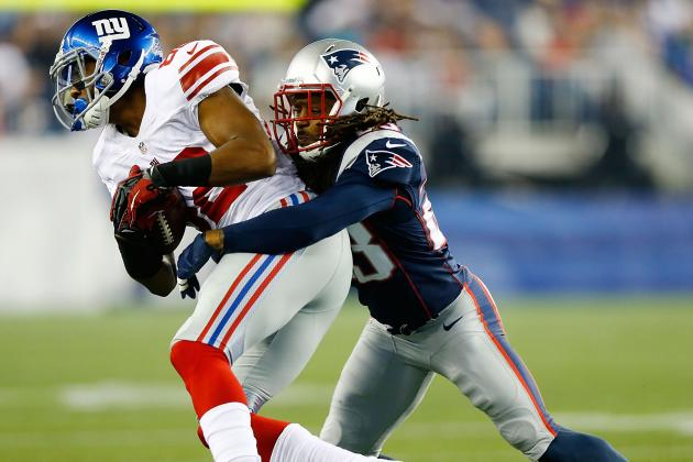 Patriots Bring Back Marquice Cole After Short Absence
