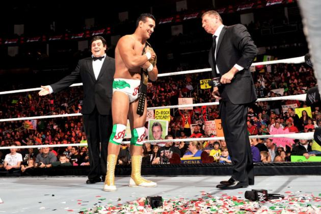 Examining the Biggest Mistakes Made with Alberto Del Rio's Character