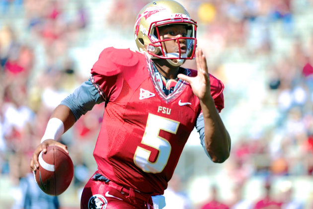 Florida State Quarterback Jameis Winston Leaving His Mark on and off the Field