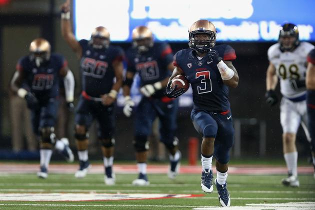 Arizona Football: Wildcats Have a Multidimensional Look in the Run Game