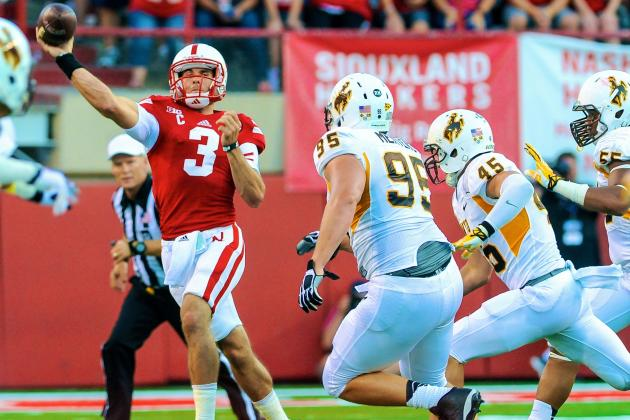 Nebraska Football: Taylor Martinez, Kenny Bell Challenge Team