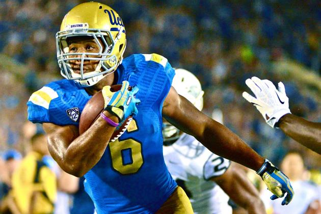 UCLA Football: RB Jordon James Steps Up to Fill Johnathan Franklin's Void