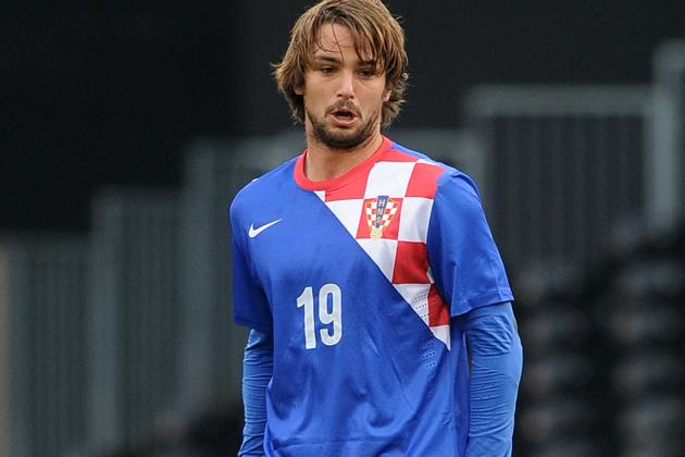 Kranjcar Joins QPR on Season-Long Loan