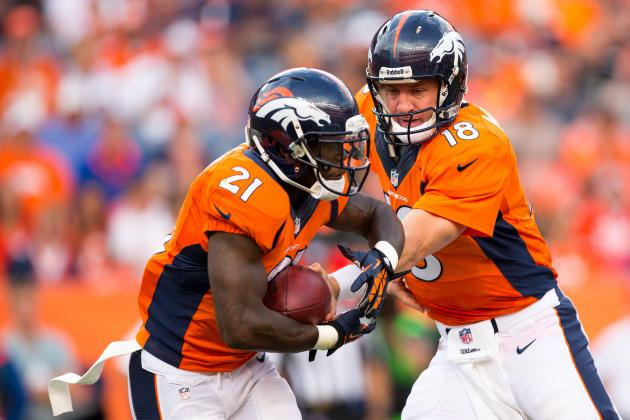 Ronnie Hillman Winning Starting Job Doesn't Ensure Fantasy Football Value