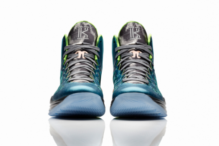 Nike Unveils 2013 Kyrie Irving Hyperdunk Shoes