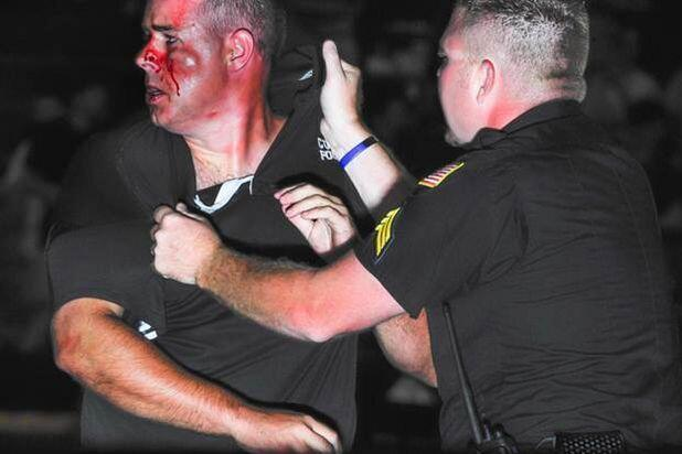 Alabama High School Football Coaches Brawl After Game